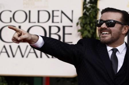 Ricky Gervais retorna como conductor en entrega de Globos de Oro