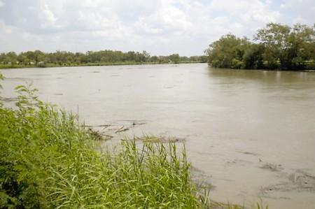 Peligran por inundación del Bravo