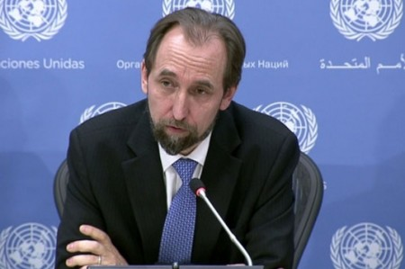 Visitará México Alto Comisionado de ONU para los Derechos Humanos