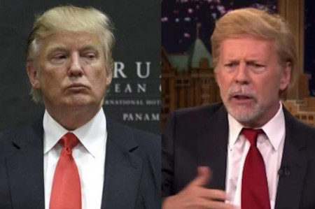 Bruce Willis se transforma en Donald Trump