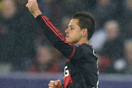 Javier Hernández y Bayer sufren goleada a domicilio