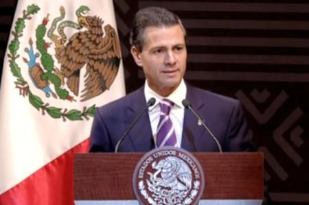 'México, con gran riqueza cultural y natural': EPN