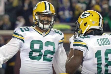 Cincinnati y Green Bay aseguran un puesto en playoffs 2015 de la NFL