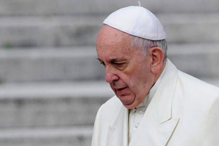 Papa Francisco no viene por 'reconquista religiosa'