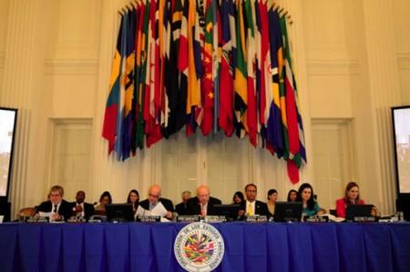 Derechos sexuales agitan reunión de la OEA