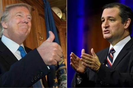 Trump y Cruz forman frente antiinmigrante