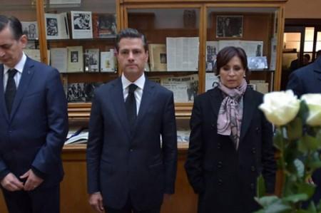 Peña Nieto rinde homenaje a mexicanas fallecidas en ataques en Francia