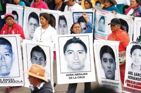 Marcharán este martes para exigir justicia por los 43 normalistas