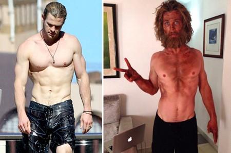 Adiós a los músculos de 'Thor'