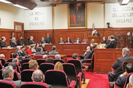 Polémica por pensión vitalicia para magistrados
