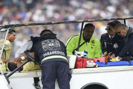 Güémez se pierde el Mundial de Clubes por fractura