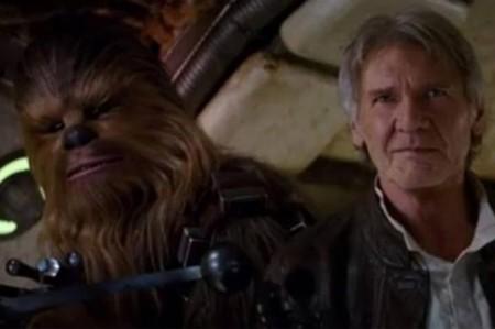 Harrison Ford ganó 25 mdd por nueva Star Wars