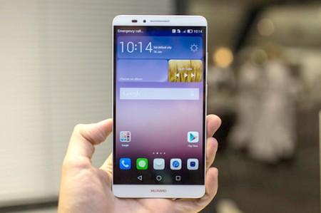 Huawei vende 2.5 millones de smartphones