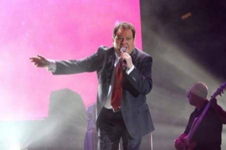 Jorge Muñiz inicia festejos de Fin de Año en Ángel de la Independencia
