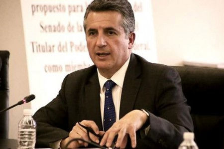 Julio Santaella, nuevo presidente del Inegi