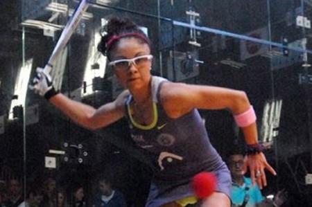 Paola Longoria conserva primer lugar en el raquetbol