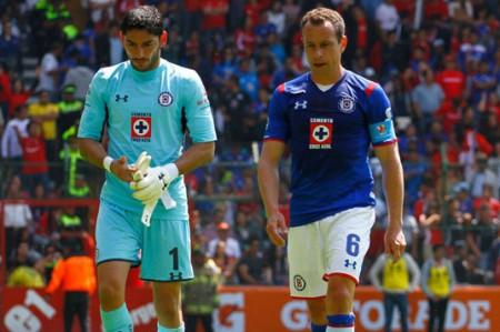 Torrado y Corona seguirán en Cruz Azul