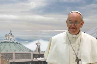 Traerá Papa Francisco regalo a la Guadalupana