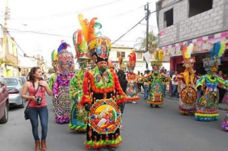 Carnaval Jiutepec 2016 inicia en Morelos