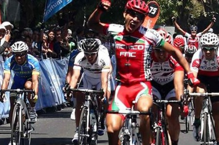Ciclistas mexicanos a Tour de San Luis rumbo a Río 2106