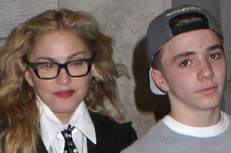 Madonna quiere terminar con el circo sobre su hijo