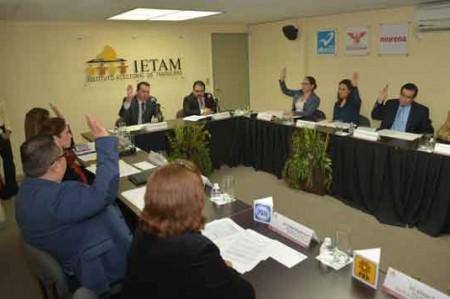 Hay inconsistencias en candidatos independientes en Tamaulipas: IETAM
