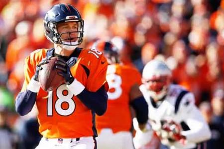 Peyton Manning guía a Broncos a la final del Super Tazón