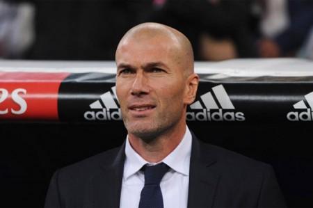Zidane optimista tras el empate del Real Madrid
