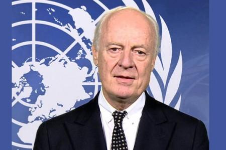 'Próximas negociaciones sobre Siria serán cruciales': enviado de ONU
