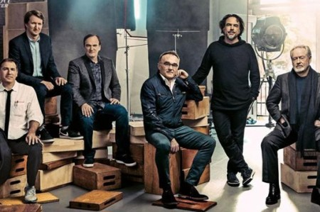 Iñárritu, en la mesa redonda de los grandes de Hollywood