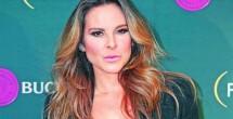 Juez niega suspensión definitiva a Kate del Castillo