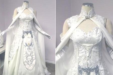 Un vestido de novia muy legendario