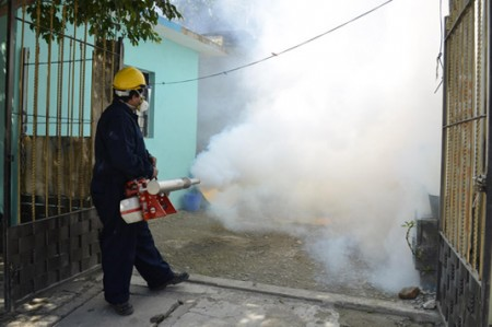 Lanzan acciones contra dengue, chikungunya y zika en Tamaulipas