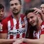 Atlético de Madrid vence 3-1 al Eibar y se acerca al líder Barcelona