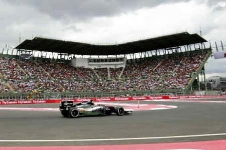 En marcha las actividades para el Gran Premio de México 2016