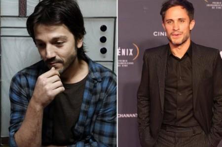 Gael y Diego desean éxito a mexicanos en los Oscar