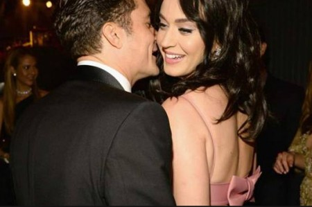 ¿Florece el amor de Katy Perry y Orlando Bloom?