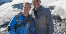 Obama explora Alaska junto a Bear GryllsObama explora Alaska junto a Bear Grylls