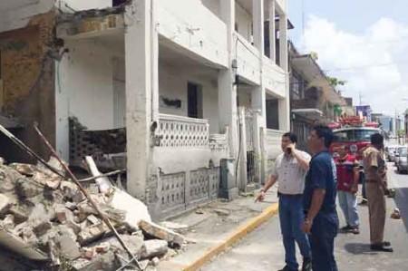 Ponen en la lupa a edificios antiguos de Tampico