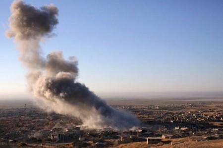 Supera los 120 cifra de muertos por atentados yihadistas en Siria