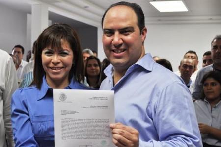 Mañana se registra Carlos García como precandidato a la alcaldía de Matamoros