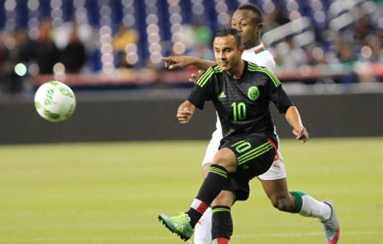 Derrota México 2-0 a Senegal