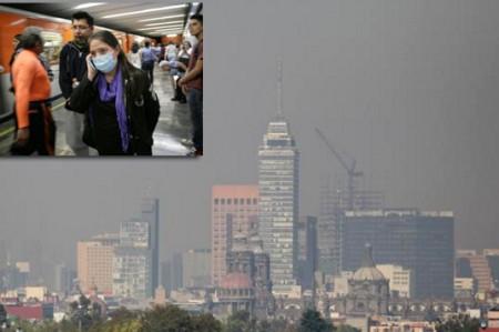 Mantienen Fase I de Contingencia por ozono en CDMX