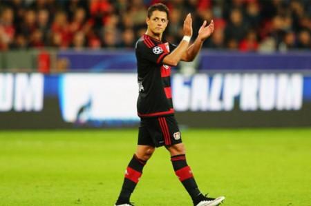 'Chicharito' desea incrementar cuota de goles en cierre de Bundesliga
