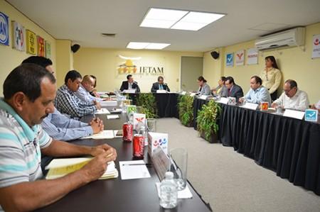 Resuelve el IETAM Procedimiento Sancionador Especial