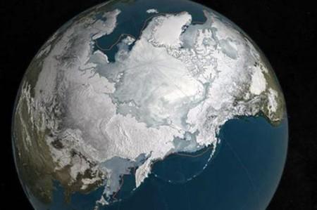 Hielo del Ártico presenta nuevo récord mínimo invernal