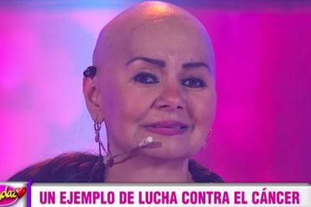 Olga Sana revela que padece cáncer en transmisión de Sabadazo