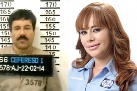 Rechaza 'Chapodiputada' ser operadora financiera de Guzmán Loera