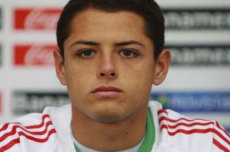En juegos oficiales, Hernández no es el máximo goleador del Tri