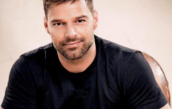 Ricky Martin aboga por matrimonio igualitario en Chile